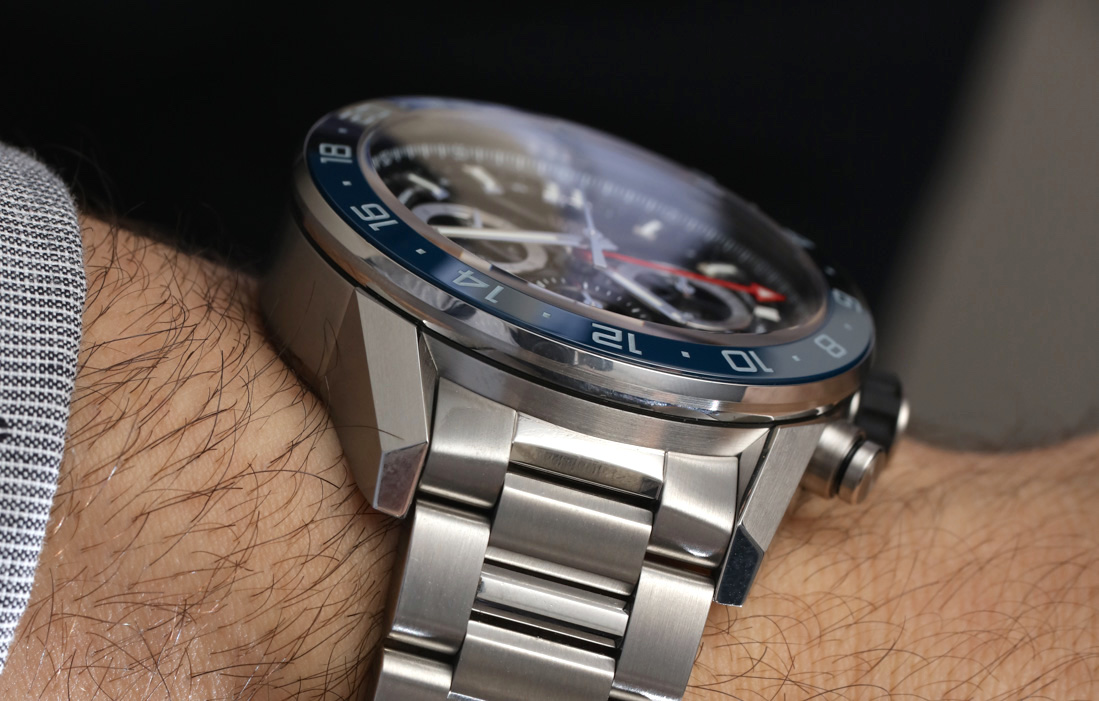 b8b1b70ae9e That said, I do admit that a red and blue 'Pepsi' style bezel would make  more sense since vintage Tag Heuer Replica Watches did sport red and blue  GMT ...