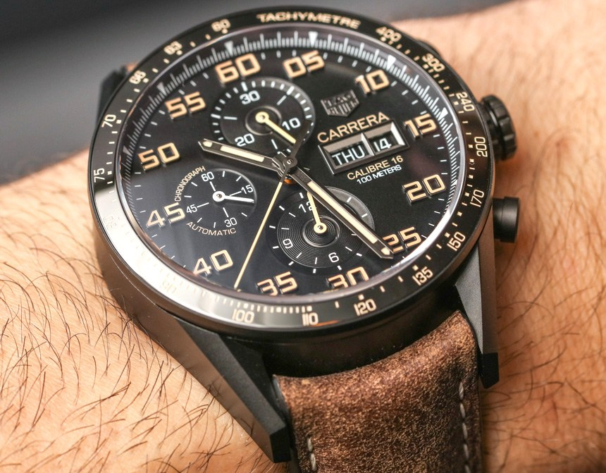 65d96f2c8cc TAG Heuer Carrera Calibre 16 Chronograph Replica